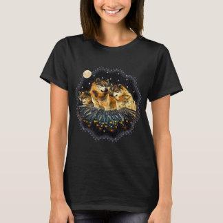 Wolves Animal Wildlife Women's Basic T-Shirt