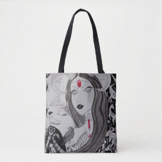 Wolves are my brothers tote bag