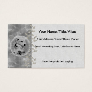 Wolves Business Card