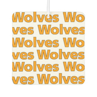 Wolves. For those that love Wolves Car Air Freshener