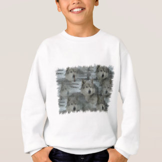 Wolves in the Wild Sweatshirt