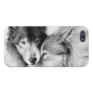 Wolves iPhone Case iPhone 5 Cases