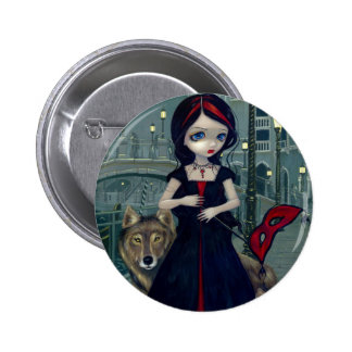 """Wolves of Venice"" Button"