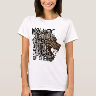 Wolves Opinion T-Shirt