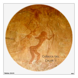 Woman Archer of Canaica Wall Decal