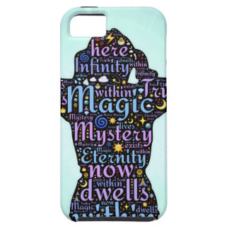 woman attri iPhone 5 cover