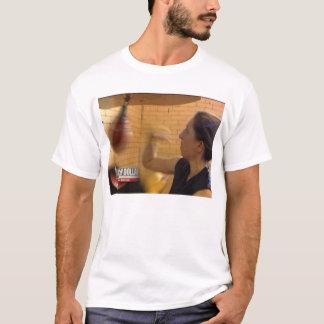 Woman Boxing T-Shirt