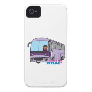 Woman Bus Driver Case-Mate iPhone 4 Case
