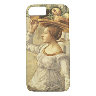 Woman carrying Fruit, from the Birth of St. John t iPhone 7 Case