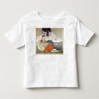 Woman in the Garden of Shah Abbas I Toddler T-shirt
