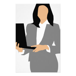 Woman Manager Stationery