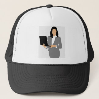 Woman Manager Trucker Hat