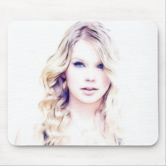 WOMAN MOUSE PAD