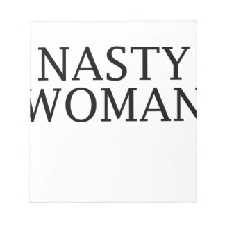 woman notepad