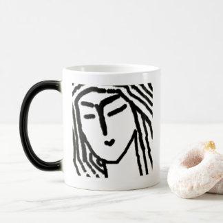 Woman of Bengal Magic Mug