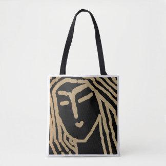 Woman of Bengal Tote Bag