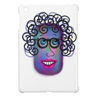 Woman Of Expressions iPad Mini Covers