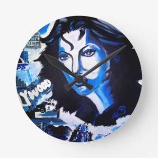 Woman of the World Wall Clock
