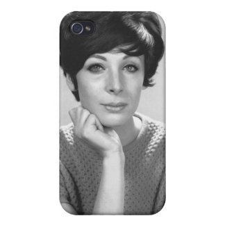 Woman Posing iPhone 4/4S Covers