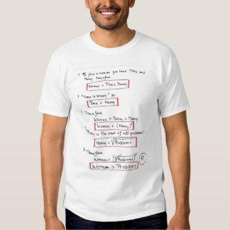 Woman Problem Shirt
