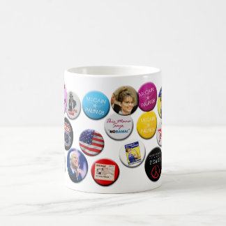 Woman Republican Voter Coffee Mug