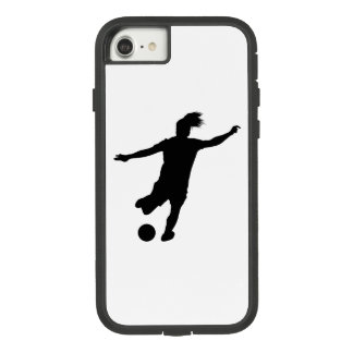 Woman Soccer Player Case-Mate Tough Extreme iPhone 8/7 Case