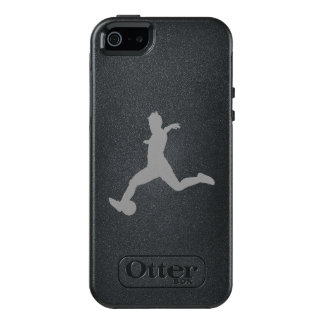 Woman Soccer Player OtterBox iPhone 5/5s/SE Case