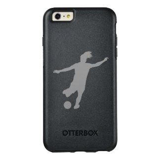 Woman Soccer Player OtterBox iPhone 6/6s Plus Case