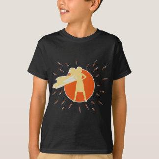 woman-superstar T-Shirt