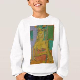 woman William De Koonig Sweatshirt