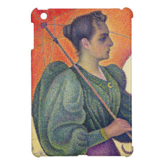 Woman with a Parasol, 1893 iPad Mini Covers