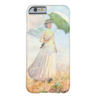 Woman with a Parasol Barely There iPhone 6 Case