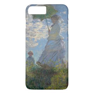 Woman with a Parasol by Claude Monet iPhone 7 Plus Case