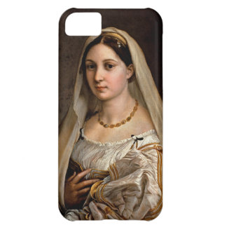 Woman with a veil La Donna Velata Raphael Santi Cover For iPhone 5C