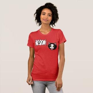 WOMAN! Women's Rally Shirt