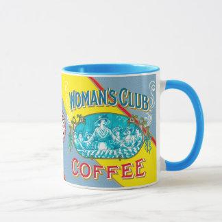 Woman's Club Coffee Mug
