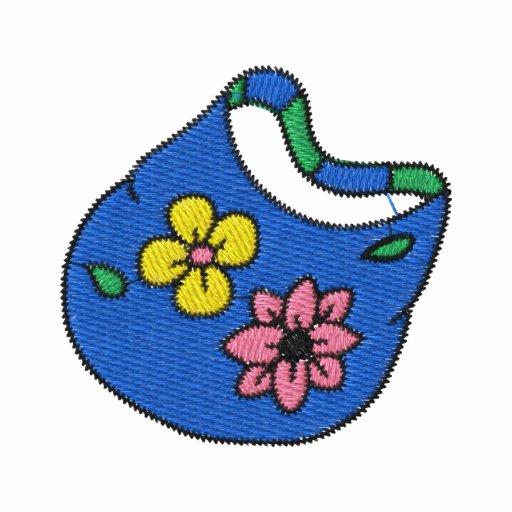 Womans Handbag Embroidered Shirt