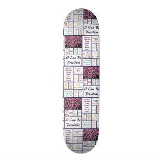 Woman's March Skateboard Deck