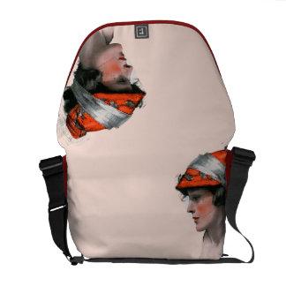Woman's Profile Commuter Bag