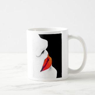 Woman's Red Lips (1) Coffee Mugs