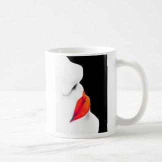 Woman's Red Lips (2) Mugs
