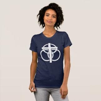 Woman's T-shirt: Modern Logo T-Shirt