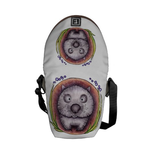 'Wombie' the wombat bag Commuter Bag