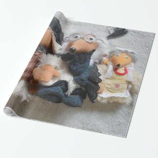 Wombles of Wimbledon common Wrapping Paper
