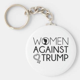 Women Against Trump Keychain