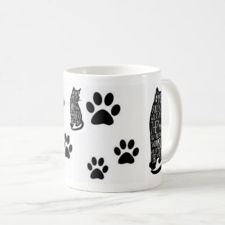 Women and Cats vs Men and dogs funny phrase Mug