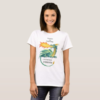 Women are watching...and we have Dragons(T-shirt) T-Shirt