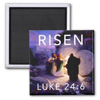 Women At The Empty Tomb Refrigerator Magnet