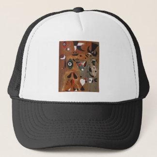 Women, Birds, and a Star Trucker Hat
