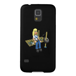 Women Fish Too Galaxy S5 Cover